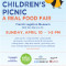 Children's Picnic 2016